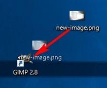 画像を開く3