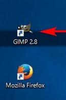 gimp起動2