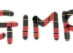 GIMPでパターン作成