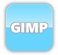 GIMPで自作ボタンを作る方法